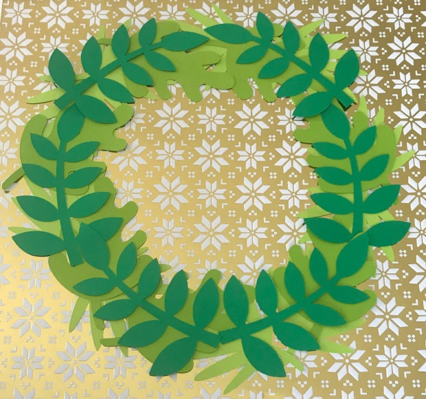 Christmas Wreath 6-2